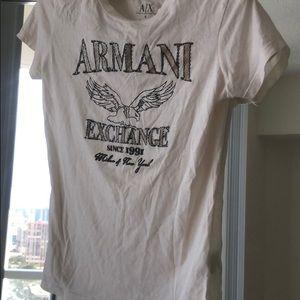 Tops - Armani exchange tee
